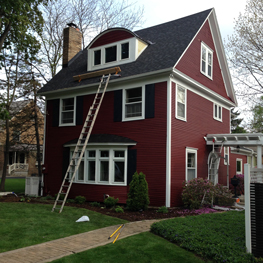 Flushing Exterior Painting