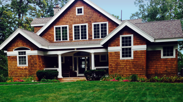 Grosse Pointe Woods Exterior Painting