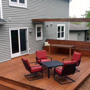 Deck Staining and Sealing Rochester Hills, MI